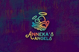 Anneka's Angels Logo Design