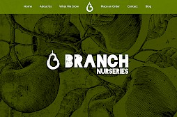 Branch Nurseries Website 2.0