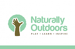 Naturally Outdoors Logo Design