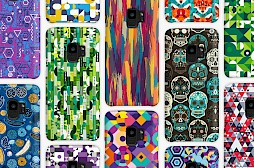 Patterns on Phone Cases