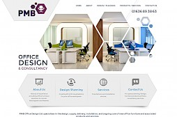 PMB Office Design Website