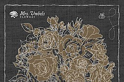 Mrs Umbels Flowers Poster