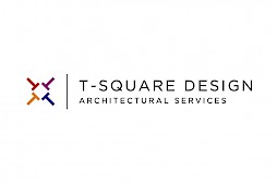 T-Square Design Logo