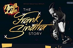 The Frank Sinatra Story Website